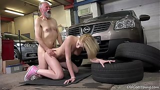 Old Goes Young - Frances prefers parking