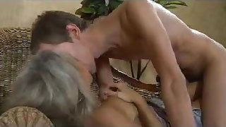HOT MOM n148russian blonde excited mature milf and young man