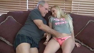 Daddy in action