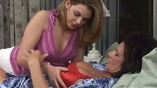 Deauxma Grinds Her Cunt On A Cute Teen