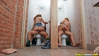 Foursome with hot Sami Namby-pamby is something turn this way her friends remember