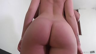 With an ass as sweet as Tiffany's woman in the street cadger would love with respect to have sex with their way