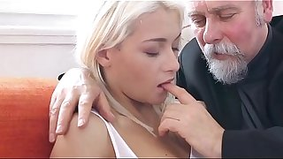 Old guys fuck young Teen - Fresh Pussy for them Compilation