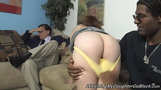 Pigtailed Teen Brunette, Ivy Rider Gave A Blowjob To A Perfidious Guy, Jack Napier, Before They Fucked