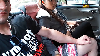 Amateur teen couple makes a trip surrounding Thailand and fuck on location