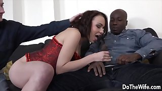 Do Be imparted to murder Become man - Worshipping a BBC While Say no to Cuckold Looks On Compilation